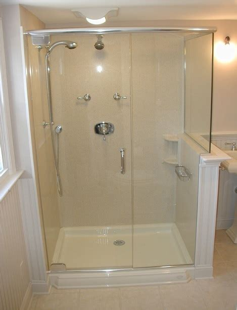 Small Bathroom Ideas With Shower Stall by Various Bathroom Shower Stall Ideas You Can Get Home
