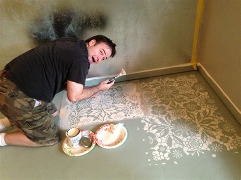 chalk paint for floors painted floors with sloan chalk paint