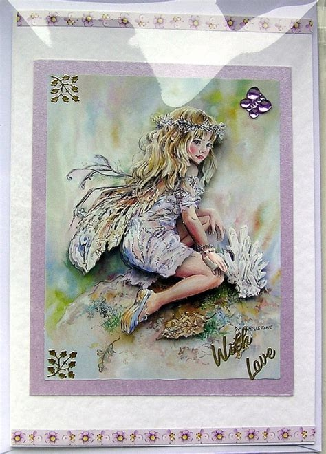 decoupage cards ideas 65 best images about reddy die cut decoupage card