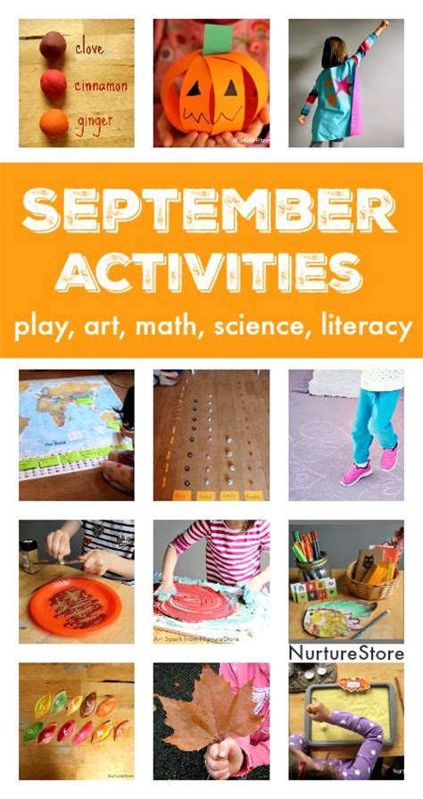 september craft ideas for september activity plans things to do in september with