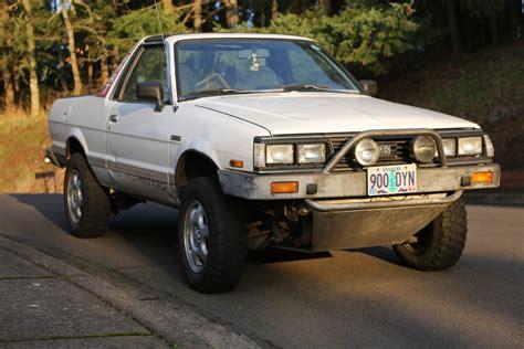 how to fix cars 1986 subaru brat auto manual 1986 subaru brat gl