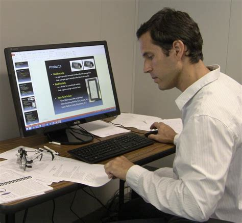 on the computer new technology could make digital text images on computer