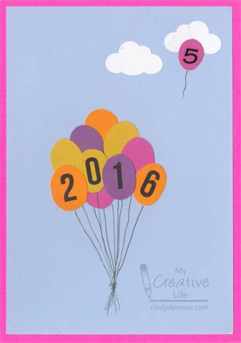 new years craft for new year s balloon craft family crafts