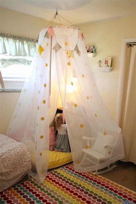 diy canopy vignettes diy no sew tent canopy tutorial
