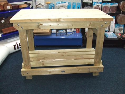 woodworking uk solid heavy duty workbench picnic benches pub garden