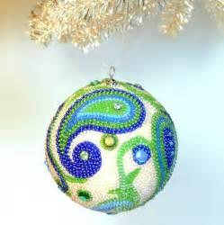 handmade beaded ornaments 50 handmade ornaments ideas cathy