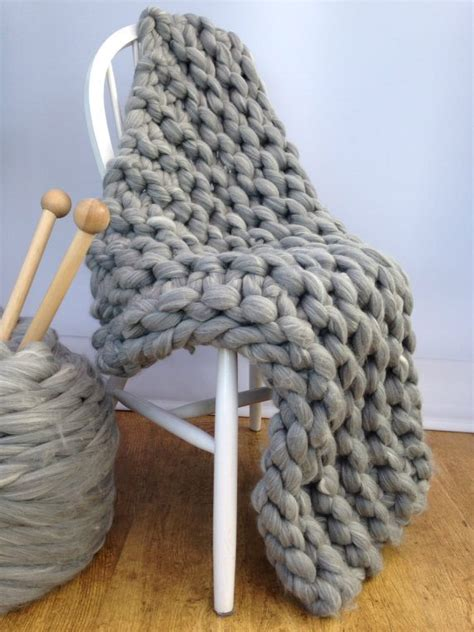 etsy knitting home decor trend chunky knits etsy journal