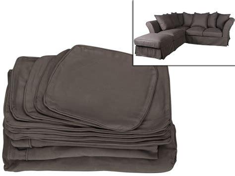 coussin pour canape gris max min