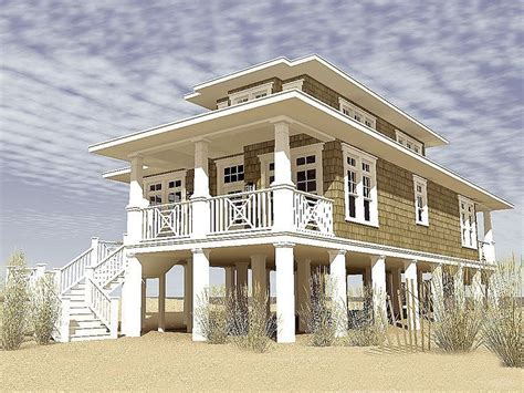 coastal homes plans best 25 house on stilts ideas on modern deck