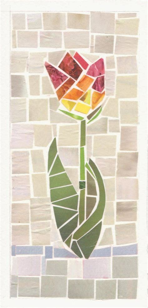 paper mosaic crafts 25 best ideas about paper mosaic on