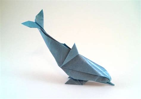 origami dolphin origami dolphins page 1 of 2 gilad s origami page