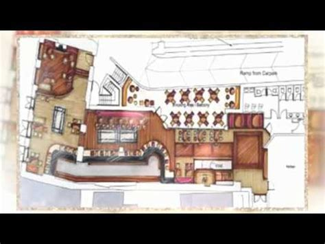 Floor Plan Layout Software 3d restaurant floor plan youtube