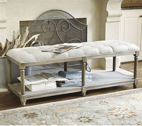 tufted bedroom bench saverne tufted bench contemporary upholstered benches