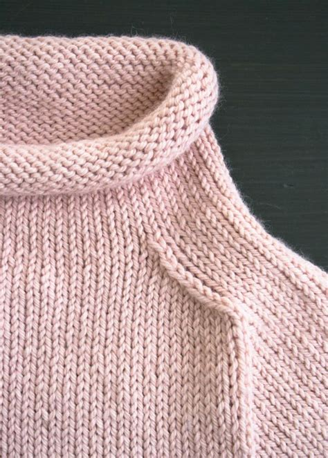 the knitted purl the purl soho pullover knit pattern circular needles