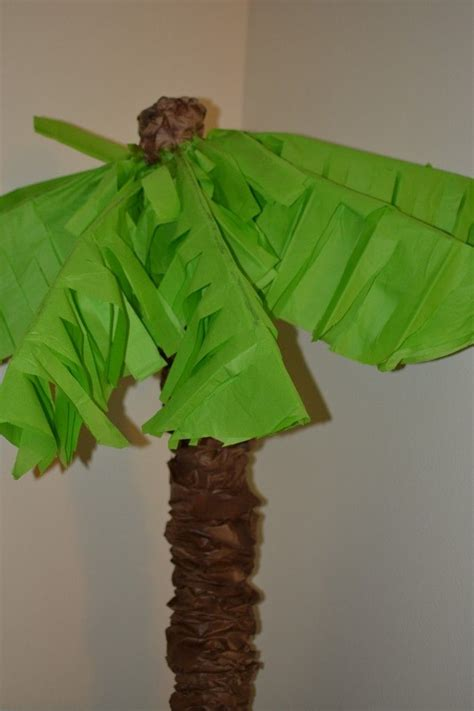 palm tree decorations best 25 paper palm tree ideas on palm tree