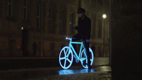 glow in the bike paint volvo glow in the spray paint for bikes bike glow in the