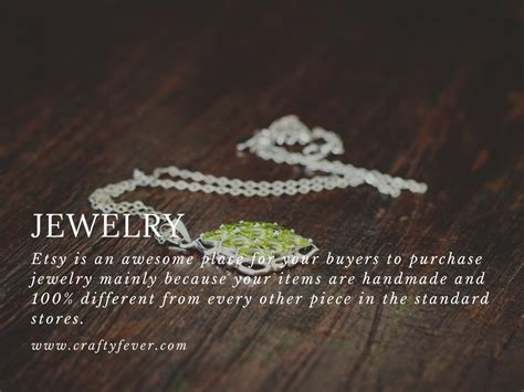 own jewelry to sell most purchased items on etsy in 2016 craftyfever