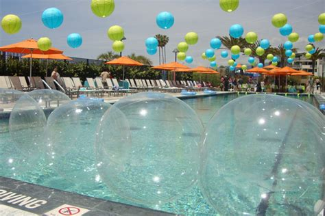 How To Host Better Pool Parties This Summer