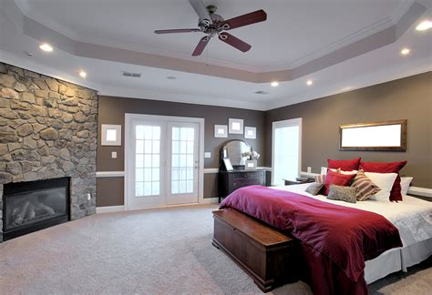 ceiling fan for bedroom how to choose the best low profile ceiling fans