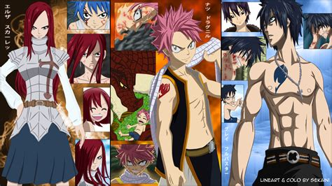 fairytail free logo hd pictures wallpapers anime