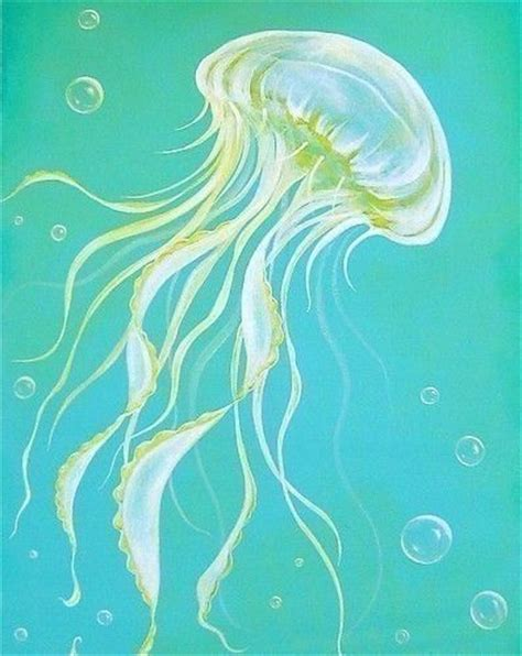acrylic paint jellyfish 285 best jellyfish images on jelly fish