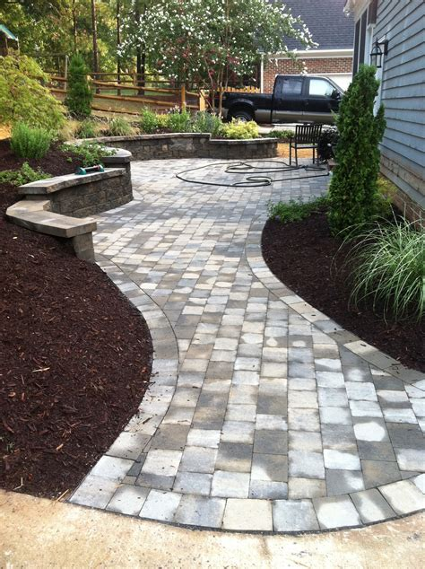 patio walkway designs walkway designs and patio designs paver patio walkway