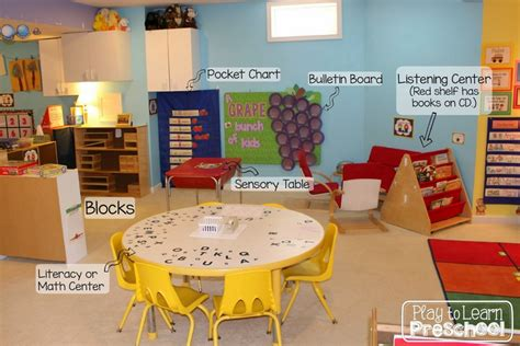 learning center lifedesign home play to learn preschool classroom tour and design ideas