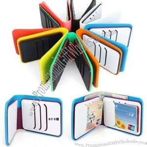 rubber st companies for card rubber wallet silicone credit card holder printing logo