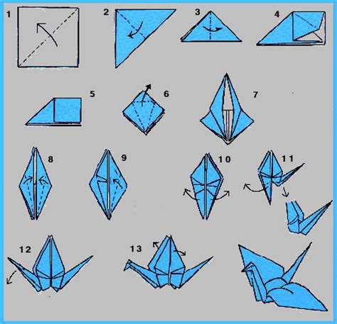 origami crane step by step origami flapping crane step by step f f info 2017