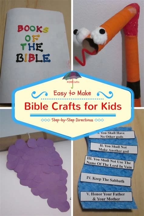 bible crafts for to make bible crafts for makes the scriptures come alive