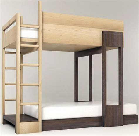 modern bunk bed pluunk bunk bed bunk up contemporary bunk beds for mod