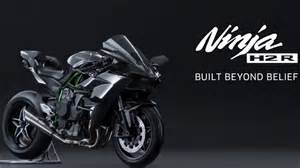 h2r the 2015 kawasaki h2r official introduction