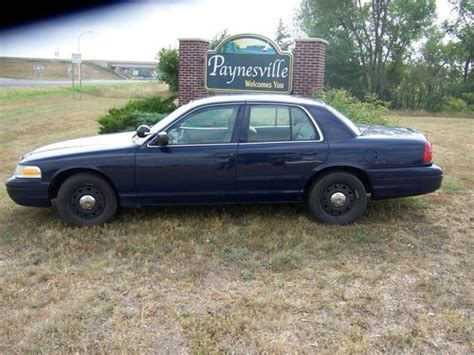 repair anti lock braking 2006 ford crown victoria free book repair manuals purchase used 2006 ford crown victoria police interceptor sedan 4 door 4 6l in paynesville