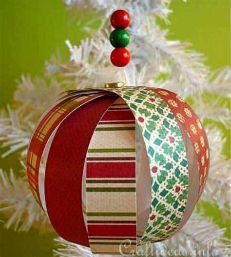 paper ornaments crafts paper sphere ornament crafts