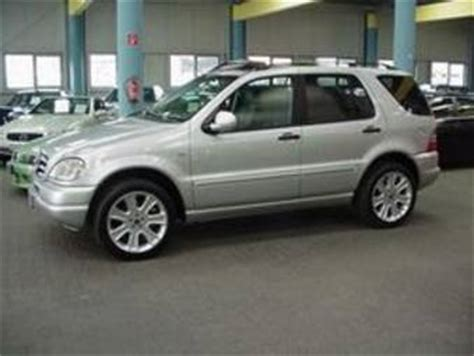 2001 Mercedes Ml430 by 2001 Mercedes Ml430 Pictures