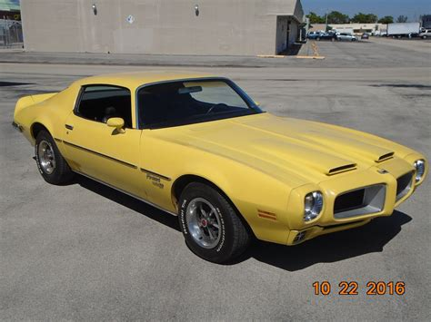 Pontiac Firebird 1970 For Sale by 1970 Pontiac Firebird Formula 400 Project Cars For Sale