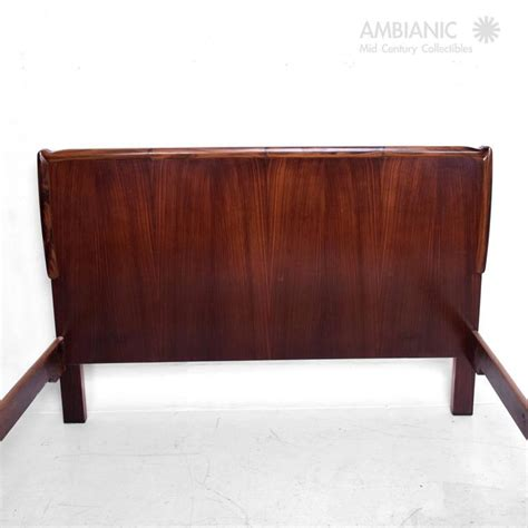 italian bed frame mid century modern italy bed frame for sale at 1stdibs