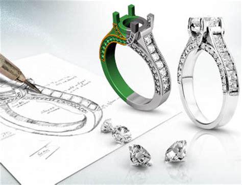 make custom jewelry custom engagement rings lyle husar designs