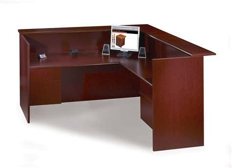 office reception desk furniture lariat series reception desk office furniture by kb