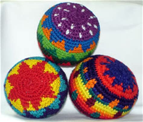 hacky sack without walls is there a hacky sack in your