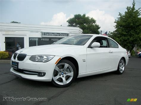 Bmw 335i Xdrive For Sale by 2011 Bmw 3 Series 335i Xdrive Coupe In Alpine White