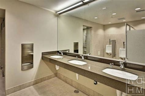 commercial bathroom lighting 1000 commercial bathroom ideas on dropped