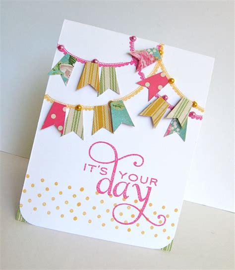 how to make a pretty birthday card gcd studios celebration week birthday cards for a