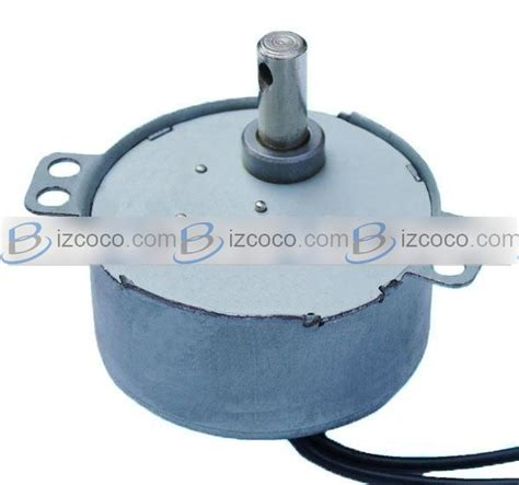 Synchronous Electric Motor by Ac 49tyj Synchronous Motor Fan Parts China Manufacturer