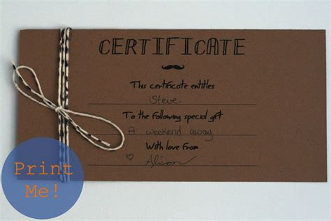 make gift card gift certificate template it resume cover