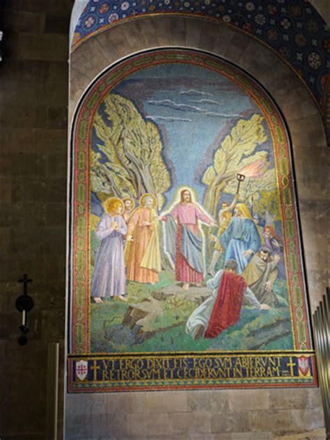 Gärten Der Nationen by Johannes 18 Jesu Gefangennahme Jesu Verh 246 R Vor Hannas