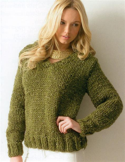 womens jumper knitting patterns free chunky knitting patterns crochet and knit