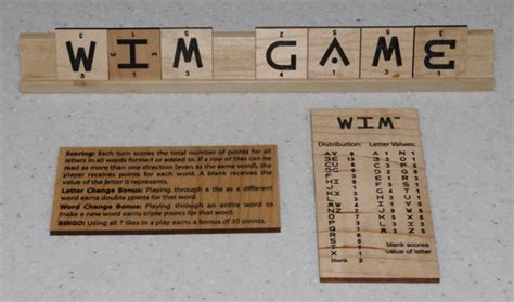 is wim a scrabble word wim is a tile word invented by puzzlemaster roy leban