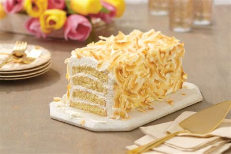 how to make a fluffy coconut cake easy layer cake ideas delicious light summer dessert ideas