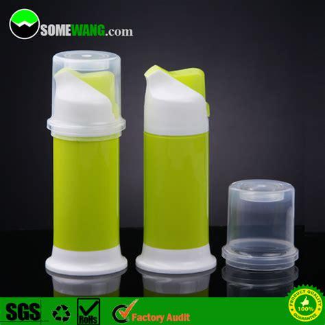 plastic in toothpaste sale new design 120ml plastic airless toothpaste